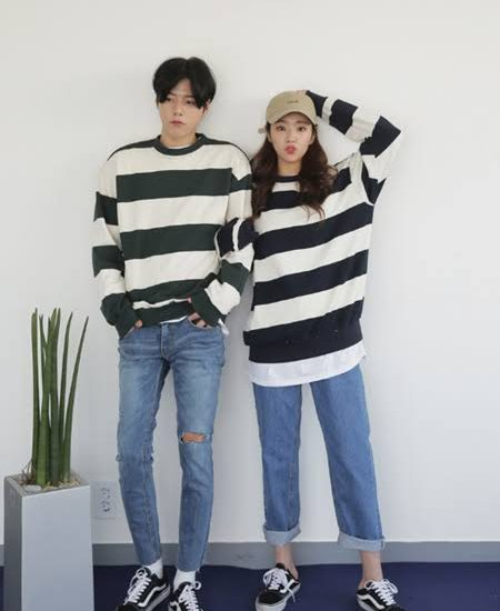 cute couple fashion